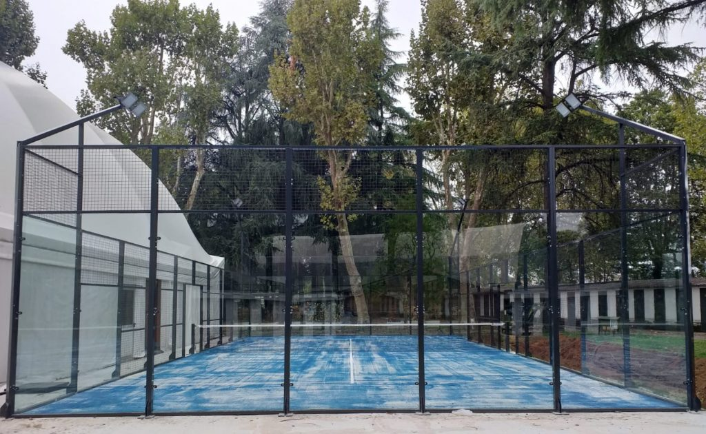 Open - Padel all'aperto